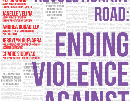 Forum to challenge globalization and expose systemic factors perpetuatingviolence against women