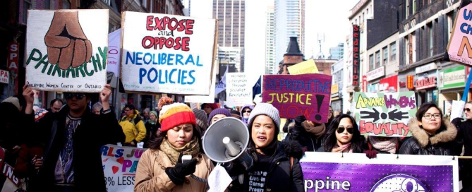 PWC-ON at Toronto IWD Rally 2016