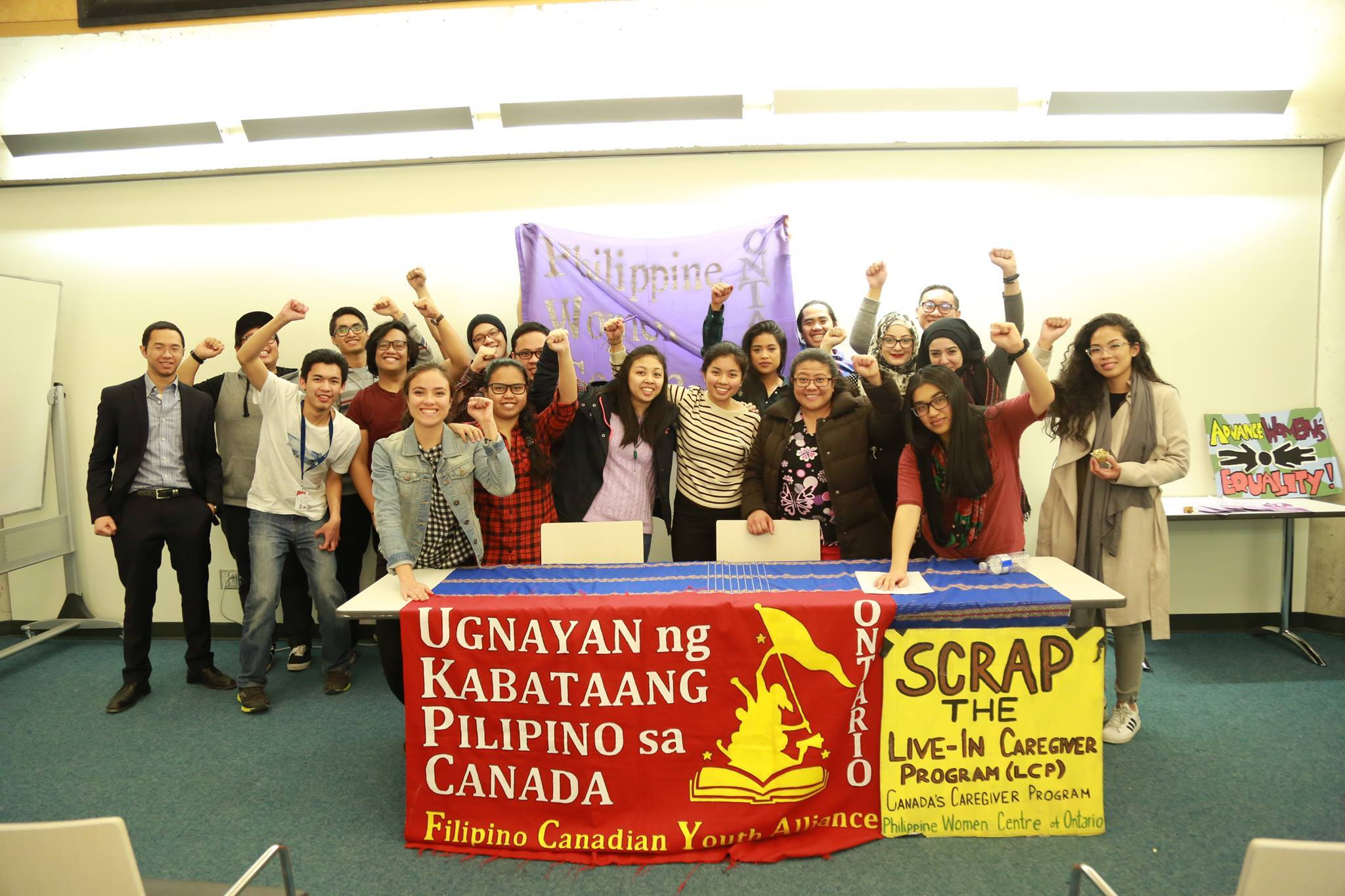 magkaisa centre filipino canadian youth and women s filipino canadian youth and women s organizations continue to celebrate international women s month launch of second critical discussion in their