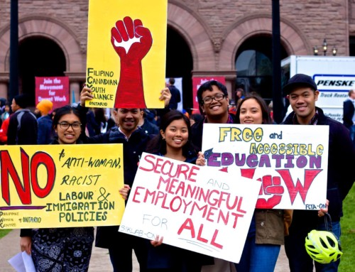 Secure and Meaningful Employment and Living Wages for all NOW!